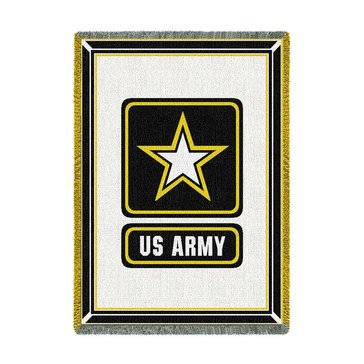 Pure Country Army of One Throw Blanket
