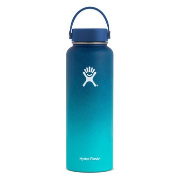 Hydro Flask 40 Oz. Wide Mouth Hyrdration Bottle - Waterfall