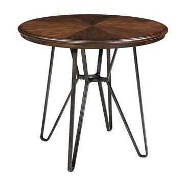 Signature Design by Ashley Centiar Counter Height Dining Room Table