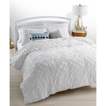 Martha Stewart Whim Collection You Compleat Me Comforter Set, White - Full/Queen