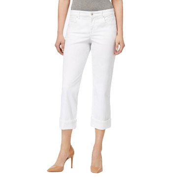 Style & Co Women's Denim Capri Pants