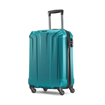 Samsonite OPTO PC Hardside 20 Inch Spinner Upright-Electric Blue