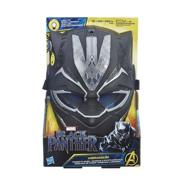 Marvel Comics Black Panther Vibranium Power FX Mask