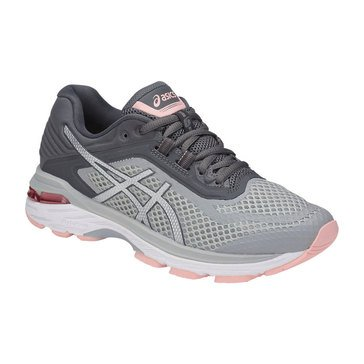 Asics GT 2000 6 Grey/Silver/Carbon