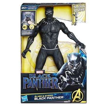 Marvel Comics Black Panther Slash and Strike Figure