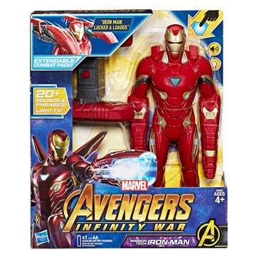 Marvel Avengers Mission Tech Iron Man
