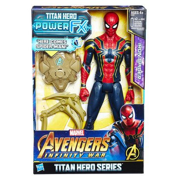 Marvel Avengers 12in Titan Hero Power FX, Spider-Man