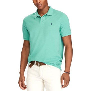 Polo Ralph Lauren Men's Short Sleeve Weathered Mesh Polo