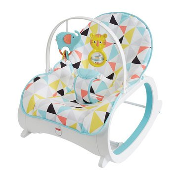 Fisher Price Infant to Toddler Rocker - Windmill