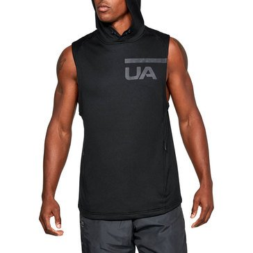 Under Armour Tech Terry Sleeveless Hoodie