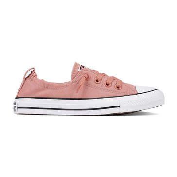 Converse Chuck Taylor All Star Shoreline Slip On - RustPink / White