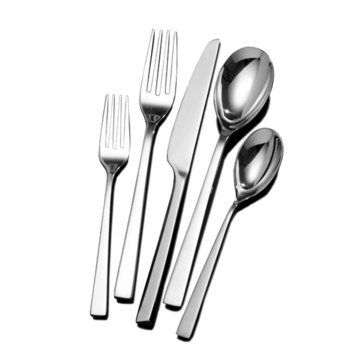 Towle Living Luxor Forged 20-Piece Flatware Set