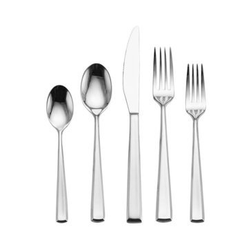 Towle Living Satin Dream Forged 20-Piece Flatware Set