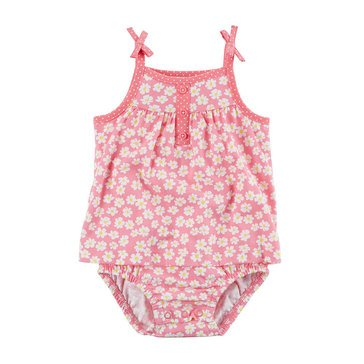 Carter's Baby Girls' Sunsuit, Floral