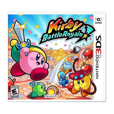 3DS Kirby: Battle Royale 1/19/18