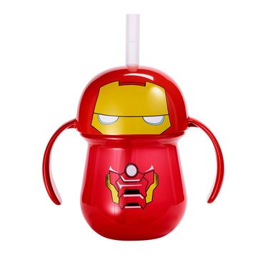 Marvel Ironman Straw 7oz Trainer Cup