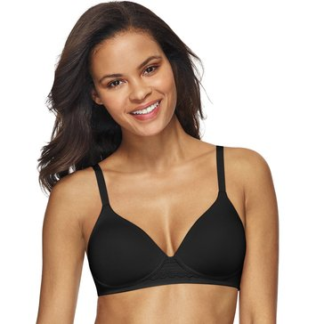Hanes Women's Soft Natural Lift Foam T-Shirt Bra