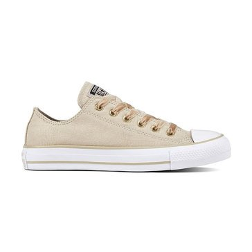 Converse Chuck Taylor All Star Velvet Ox Papyrus