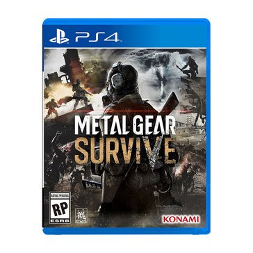 PS4 Metal Gear Survive 2/20/18