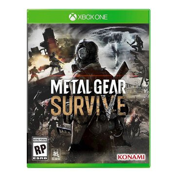 Xbox One Metal Gear Survive 2/20/18