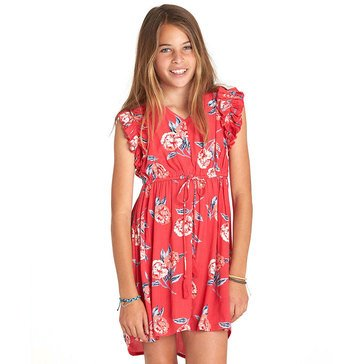 Billabong Big Girls' Songs Print Woven Dress