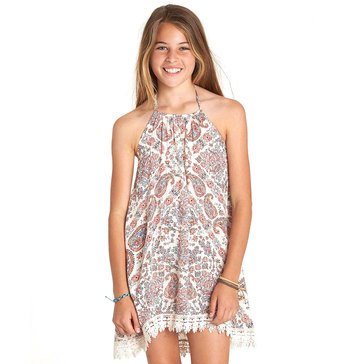Billabong Big Girls' Dreamin' Big Woven Dress