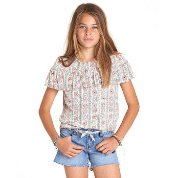 Billabong Big Girls' Ruff It Up Top