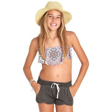 Billabong Big Girls' Mad For You Woven Short