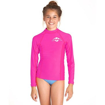 Billabong Big Girls' Surf Dayz Rashguard