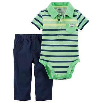 Carter's Baby Boys' Bodysuit Pant Set