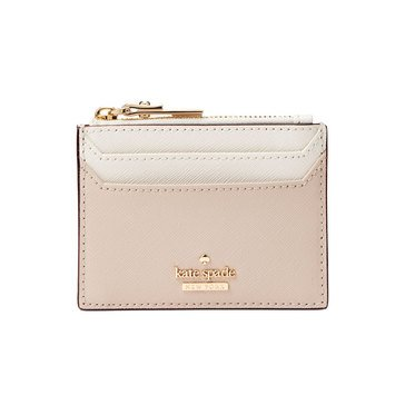 Kate Spade Cameron Street Lalena Credit Card Case CeMen'st Tusk