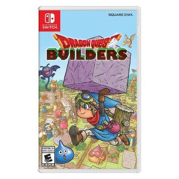 Switch Dragon Quest Builders 2/9/2018