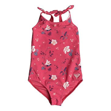 Roxy Little Girls' 1-Piece Mermaid Swimsuit