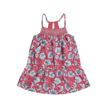 Roxy Little Girls' Boomerang Love Woven Dress