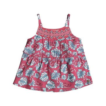 Roxy Little Girls'  All Your Heart Woven Top
