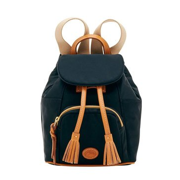 Dooney and Bourke Nylon Small Backpack Black