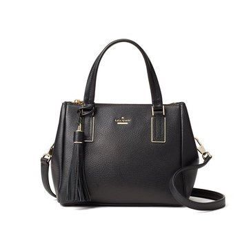 Kate Spade Kingston Drive Small Alena Satchel Black