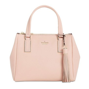 Kate Spade Kingston Drive Small Alena Satchel Warm Vellum