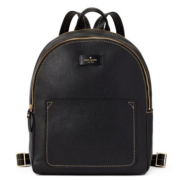 Kate Spade Maple Street Emily Backpack Black