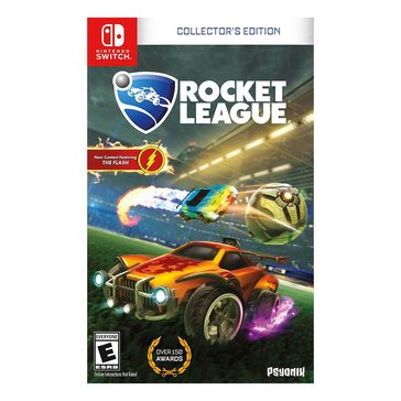 1000705977 Switch Rocket League Collector's Edition 1/16/18