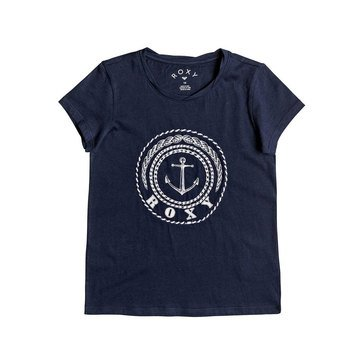 Roxy Big Girls' See You Again Anchor Tee