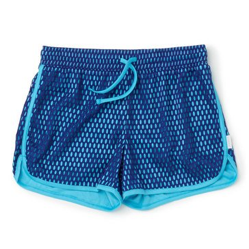 Jockey Big Girls' Epic Mesh Shorts, Galileo