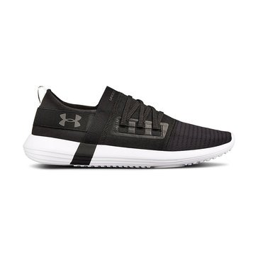 Under Armour Adapt Men's Running Shoe - Black / White / Charcoal