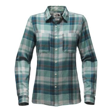 The North Face Women's Long Sleeve Castelton Shirt