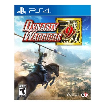 PS4 Dynasty Warriors 9 2/13/18