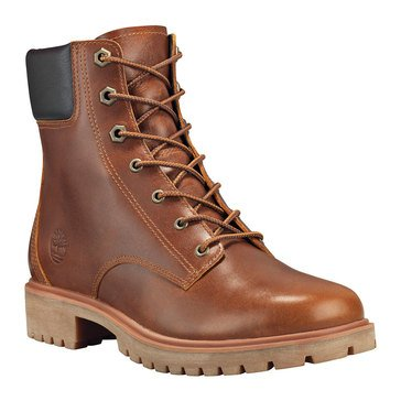 Timberland 6 Inch Jayne Waterproof Boot Brown