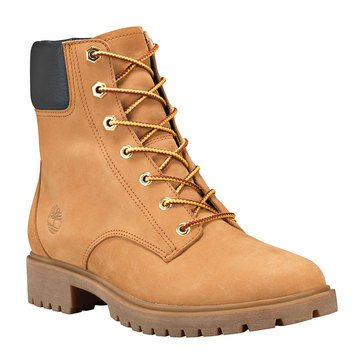 Timberland 6 Inch Jayne Waterproof Boot Wheat