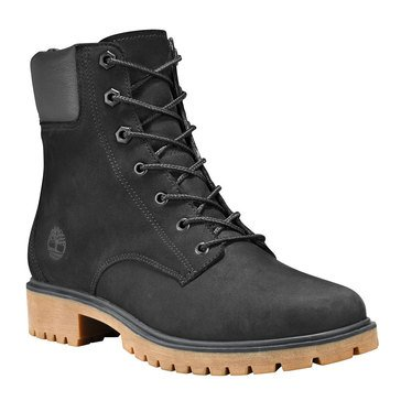 Timberland 6 Inch Jayne Waterproof Boot Black