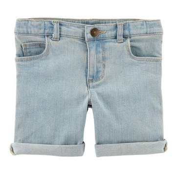 Carter's Toddler Girls' Denim Short