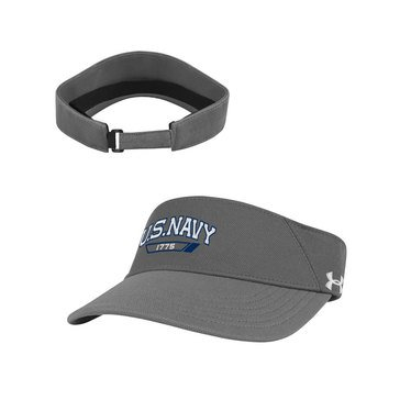 Under Armour High Profile Armour Visor  With USN
